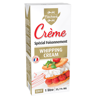 Whipping cream 35,1% fat