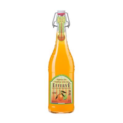 EFFERVÉ French Sparkling Lemonade - TANGERINE-LIME 750mL