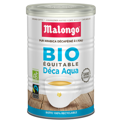 Deca Aqua - Commerce Equitable & Bio / Fair Trade & Organic 250gr