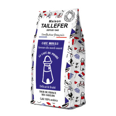 THE LIGHTHOUSE COFFEE 125G   (WEST OF France)
