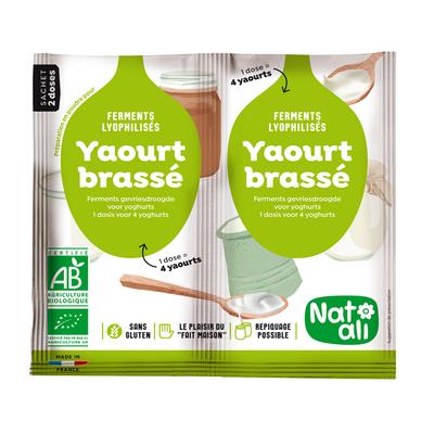 Ferments for creamy yogurt