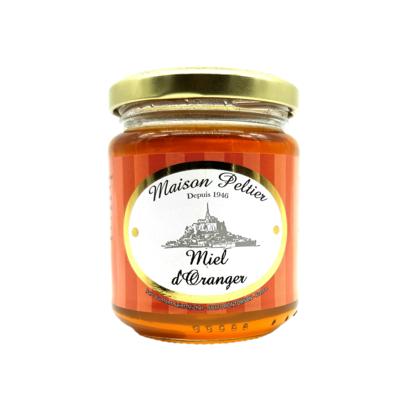 Orange Honey 250Gr - Maison Peltier