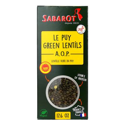 Le Puy Green Lentils 500gr