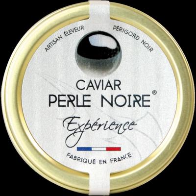 """CAVIAR PERLE NOIRE """"EXPERIENCE"""""""