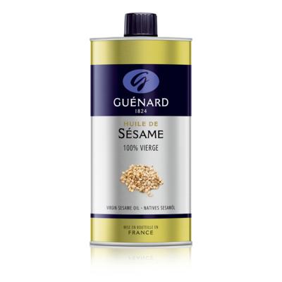 Sesame oil 100% virgin - 50 cl