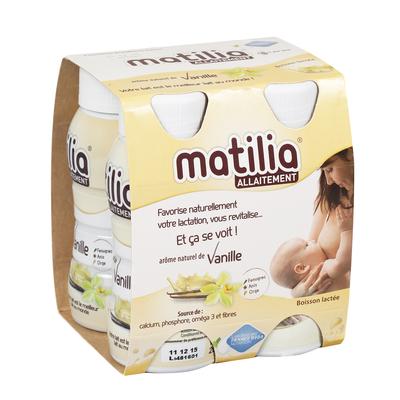 BREASTFEEDING MILK DRINKS - VANILLA