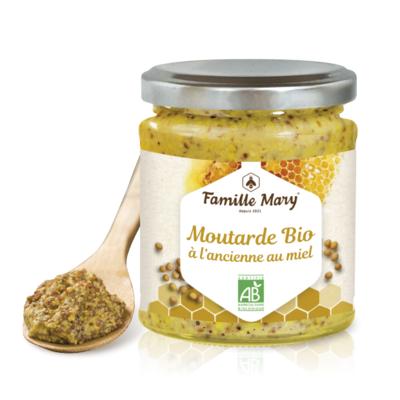 Organic Honey Mustard