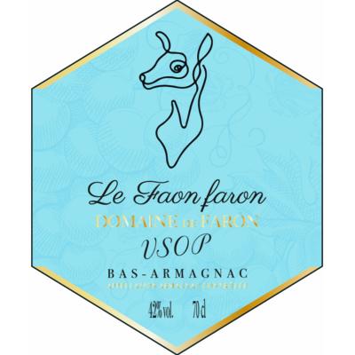 Armagnac Faon Faron VSOP