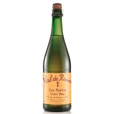 Cidre Cru Breton Doux - ABV : 2% vol.