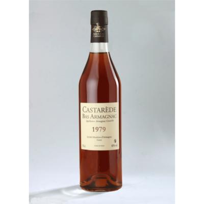 Armagnac Castarède 1979