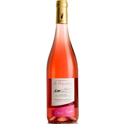 Domaine de la Potardière Rose Cuvée Douce Roche