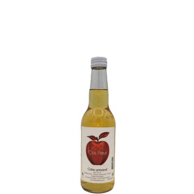 French Craft Cidre Le Clos Fleuri 33 cl