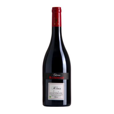 Château Rombeau AOP Côtes du Roussillon Villages Le Rouge Organic 2018