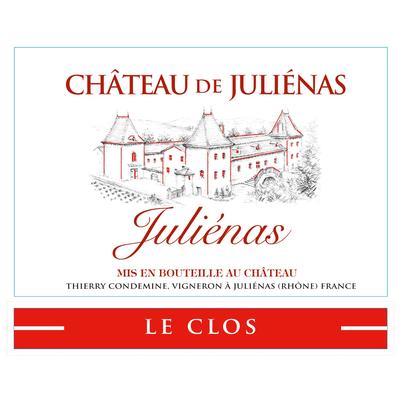 Château de Juliénas Cuvée Le Clos 2013