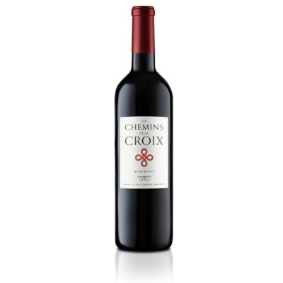 LES CHEMINS DE LA CROIX (New Wine) MINERVOIS LA CROIX DE SAINT JEAN