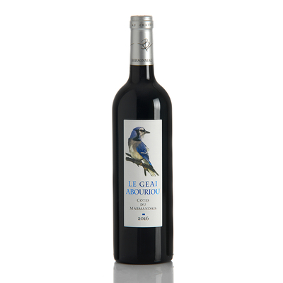 LE GEAI ABOURIOU - dry red wine
