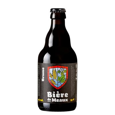 Bière de Meaux Brune