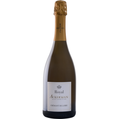 Crémant de Loire AOP Royal Ackerman Blanc Brut - nv