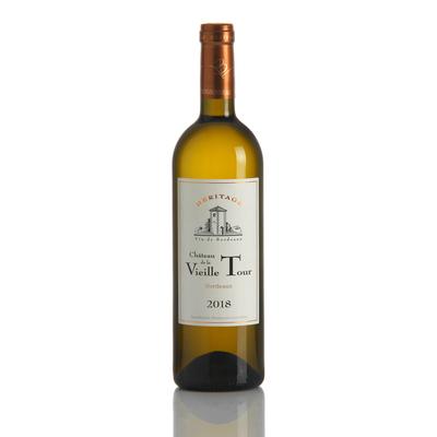 HERITAGE  de Château de La Vieille Tour - Bordeaux Blanc 2020
