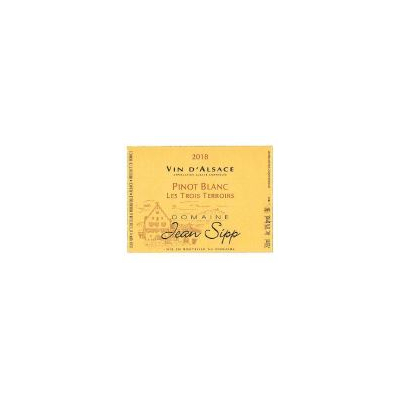 "Pinot Blanc ""Les Trois Terroirs »"