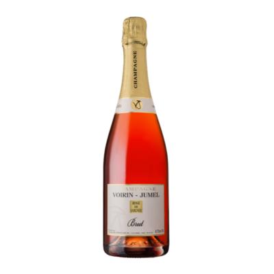 Champagne Voirin-Jumel Rosé de Saignée