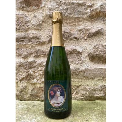 Jean Milan - Champagne Grand Cru Tendresse Blanc de Blanc sec