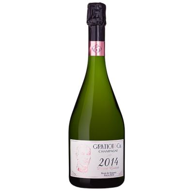 Champagne Désiré GRATIOT Rosé de Saignée 2014