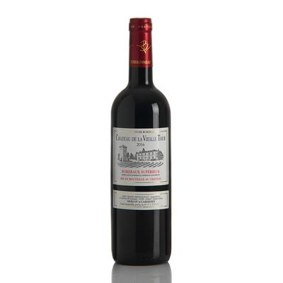 CHÂTEAU DE LA VIEILLE TOUR -  dry red wine