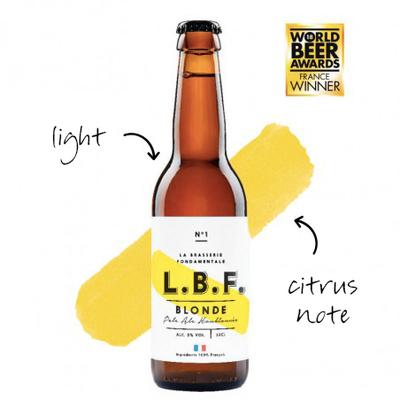 LBF Pale ale