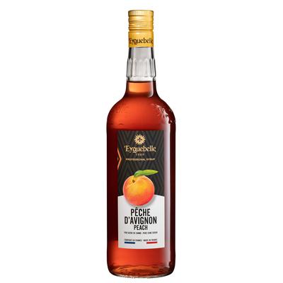 Provence Peach syrup