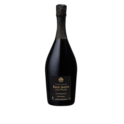 """CHAMPAGNE BAUGET-JOUETTE EPERNAY """" CUVÉE JOUETTE EXTRA-BRUT """""""