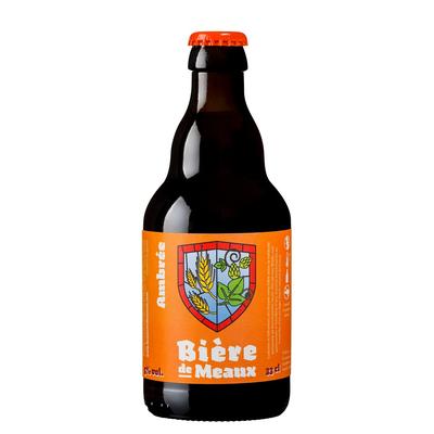 Bière de Meaux Ambrée