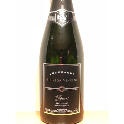 Cuvée Brut Nature - Without any sugar