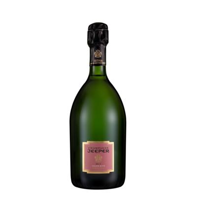 Champagne Jeeper Grand Rosé Brut