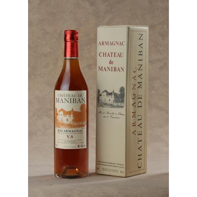 Armagnac Château de Maniban VS 70cl 40°