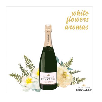 Champagne Bonvalet Blanc Suprême