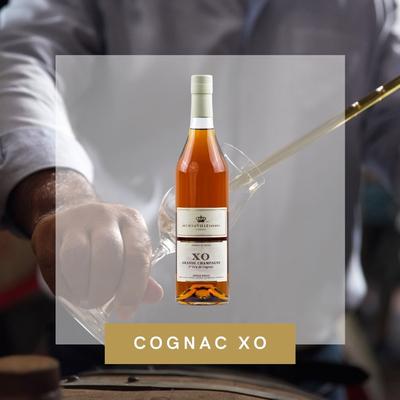 COGNAC Grande Champagne XO DE CHARVILLE FRERES Single Estate