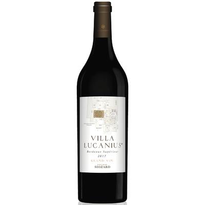 VILLA LUCANIUS 优质波尔多红酒