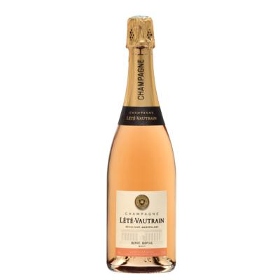 Lété-Vautrain (RM) Rosé Royal Brut