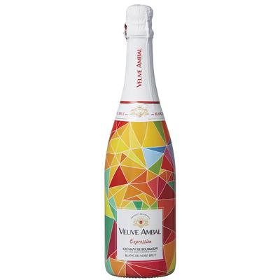 """Crémant de Bourgogne  Veuve Ambal """"EXPRESSION"""" (Blanc de noir)"""