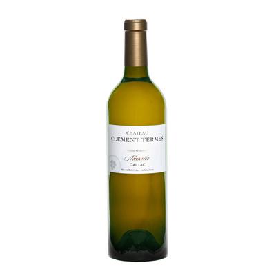 Château Clément Termes Mémoire Blanc sec
