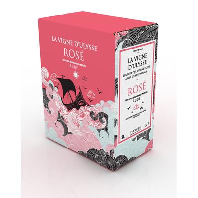 Bag in Box 3 Litres IGP Aude Rosé