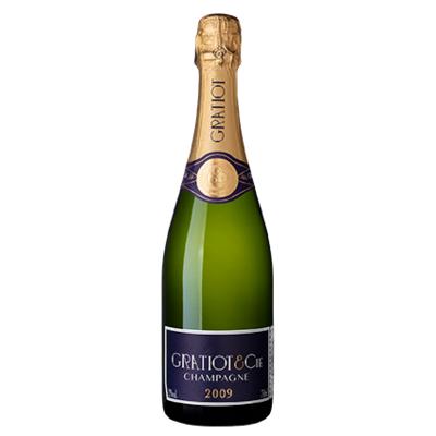 Champagne Almanach n°4 Millésime 2009 Blanc de Noirs Extra Brut