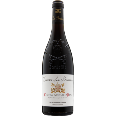 DOMAINE LA BOUTINIERE CUVEE TRADITION ROUGE 2019