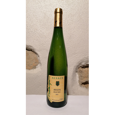 Riesling Sélection 2018