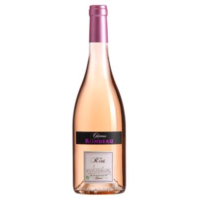CHÂTEAU ROMBEAU - Cotes Du Roussillon Rose - Le Rose Organic - 2019 - 750ml - 14%