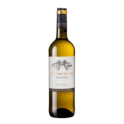 Château Taussin AOP Bordeaux Blanc 2018