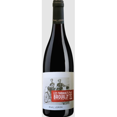AOP BROUILLY 2019 - LES THIBAULTS