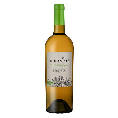 Biotaniste AOC Bergerac Blanc Sec
