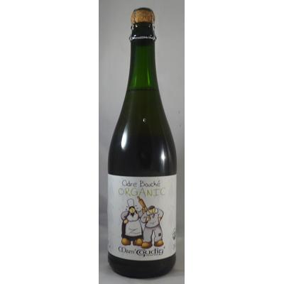 "ORGANIC CIDER ""MAM GOUDIG"" - IGP Cidre de Bretagne Brut"